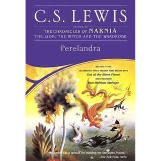 [eBook] Perelandra - C. S. Lewis