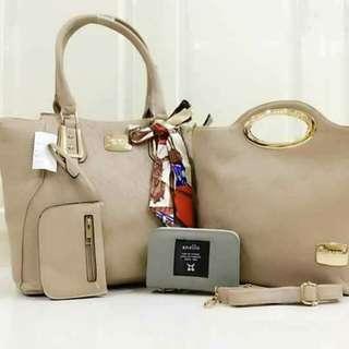 High quality bag set