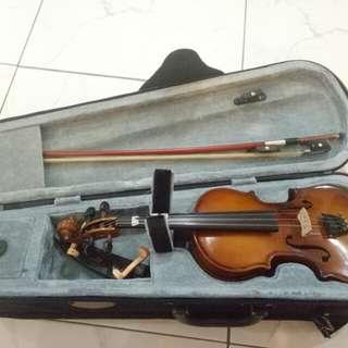 Synwin Violin 1/10 size