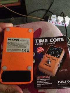 nux delay time core
