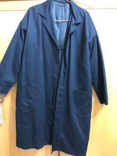 PAZZO西裝外套 藍色