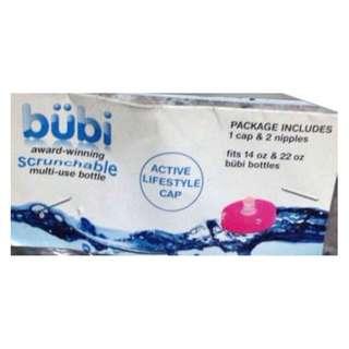 Bubi Scrunchable Bottle Cover