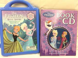 Bundle: Frozen Books