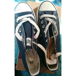 ONHAND Navy Blue Sneakers