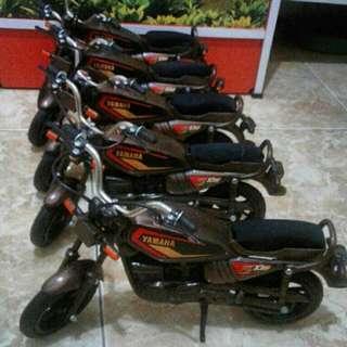 Miniatur Honda CB