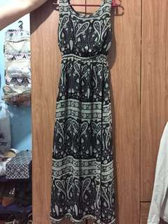 For sale: Pre-loved maxi dress