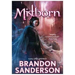 [eBook] Mistborn - Brandon Sanderson