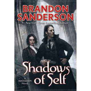 [eBook] Shadows of Self - Brandon Sanderson