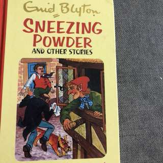 Enid blyton hard cover 4 for $10 very good condition