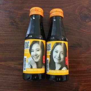 少女時代 Vita 500 瓶