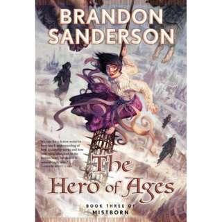 [eBook] The Hero of Ages - Brandon Sanderson