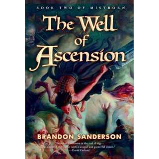 [eBook] The Well of Ascension - Brandon Sanderson