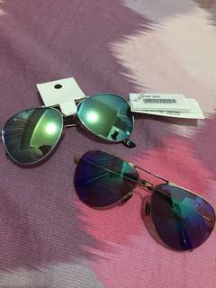 Polarized sunglasses bundle H&M and Forever 21
