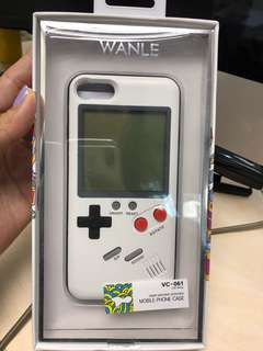 Gameboy cover for iPhone 7 or iPhone 8
