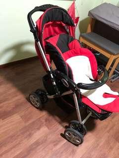 Capella Stroller