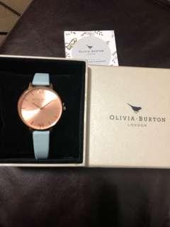 Olivia Burton Watch 100% real & new