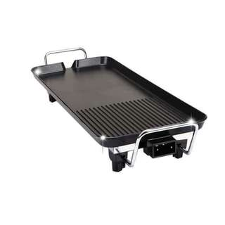 Electric BBQ Grill Tray
