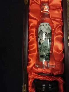 Coca Cola 內繪水晶樽