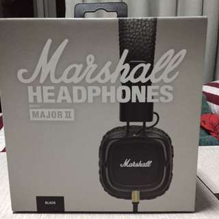 Marshall Headphones (major II)