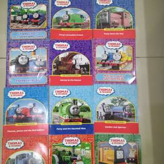 Thomas and friends series