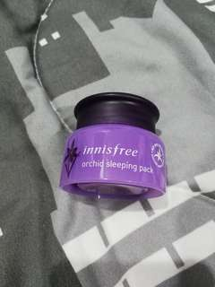 Innisfree Orchid Sleeping Pack Sample