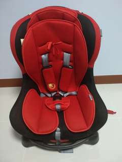 Lucky Baby Carseat - Preloved,  Good condition