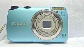 🚚 Canon  powershot A3200