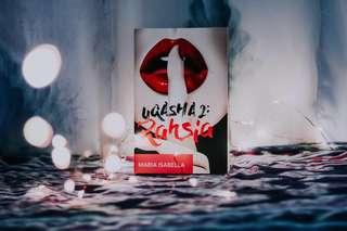 Uqasha 2: Rahsia (Lejen Press)