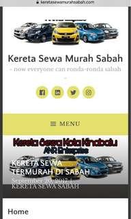 Sewa Kereta Murah KK Sabah (ANR Enterprise)
