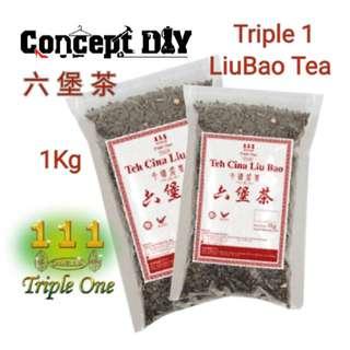 Triple One 六堡茶