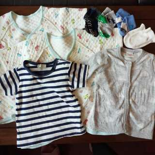 Baby used Apparels