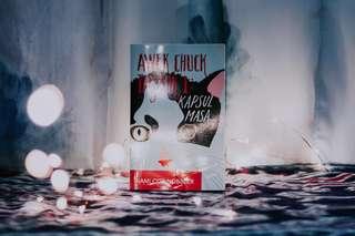 Awek Chuck Taylor 1: Kapsul Masa (Lejen Press)
