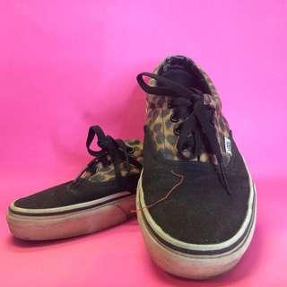 Vans Animal Print Sneakers