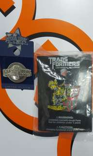 BN Collective Universal Studios Pin