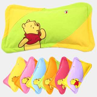 Little Pooh Buckwheat Pillow - GHR981  Size: 30*50cm  Color: as attach photo