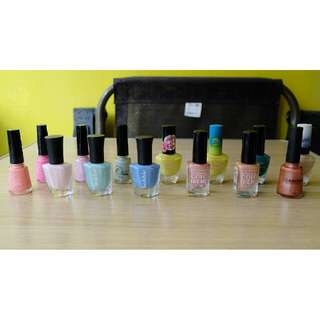 Nail Polish Set of 4 (Assorted)