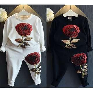 PRE ORDER: Shiny Roses Set