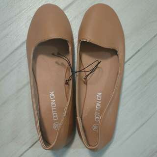 Cotton On loafers 鞋
