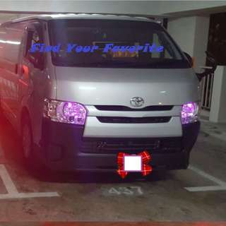 T10 5630 SMD 6 & 10 leds cash and carry on Hiace rides - Collection at Punggol