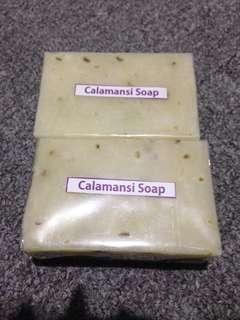Calamansi soap