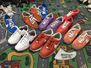 nike cortez (assorted)