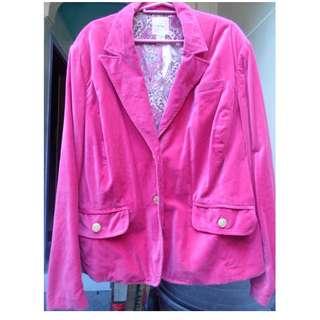 Pink Old Navy Blazer / Jacket
