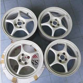 Rpo1 original saiz 16 colour white