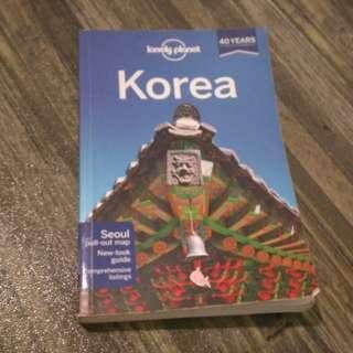Korean travel book