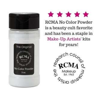RCMA No Colour Powder