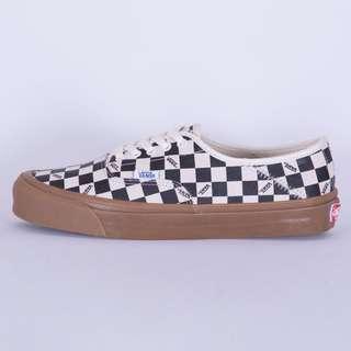 Vans Vault UA OG Style 43 LX checkerboard/gum