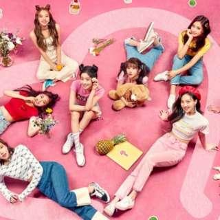 PO Twice 5th Album <What is love>
