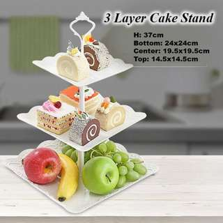 Cake Stand 3 Layers