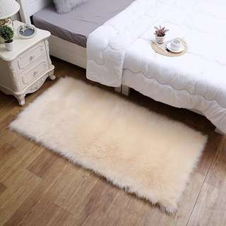 [SHIPS FREE] Luxurious Fluffy Carpet - Rectangle 60*120