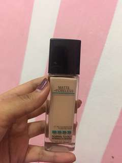 Maybeline Fit Me Foundation shade 115